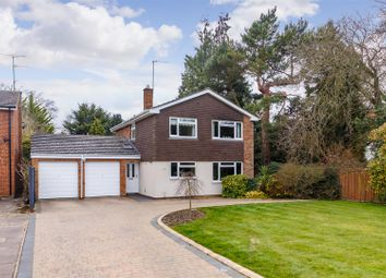 Thumbnail 4 bed detached house for sale in Cashio Lane, Letchworth Garden City