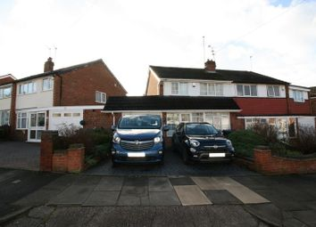 Thumbnail 3 bed semi-detached house to rent in Hough Road, Kings Heath, Birmingham