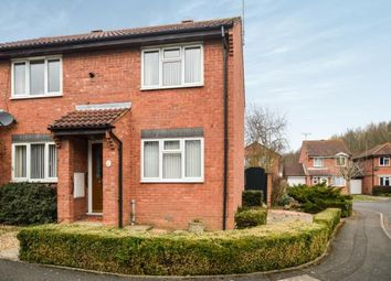 Thumbnail 2 bedroom semi-detached house for sale in Nelson Close, Willesborough, Ashford, Kent