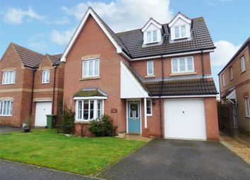 Thumbnail 6 bedroom detached house for sale in John Bends Way, Parson Drove, Wisbech, Cambridgeshire