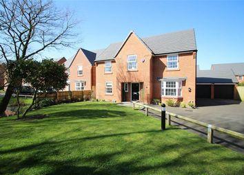 Thumbnail 4 bed detached house for sale in Stonebridge Terrace, Preston Road, Longridge, Preston