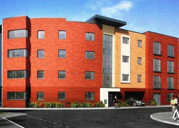 Thumbnail 2 bed flat for sale in Off Bowling Green Lane, Bletchley, Milton Keynes