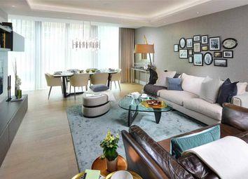 Thumbnail 2 bed flat for sale in Carrara Tower, 250 City Road, Islington, London