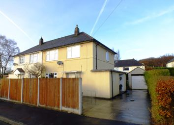 Thumbnail 3 bed semi-detached house to rent in Tynwald Close, Leeds, West Yorkshire