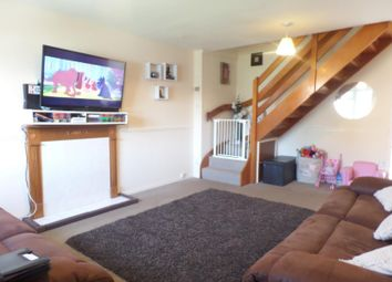 Thumbnail 2 bedroom terraced house to rent in Quebec Gardens, Bursledon, Southampton