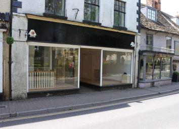 Thumbnail Retail premises to let in Gloucester Street, Malmesbury
