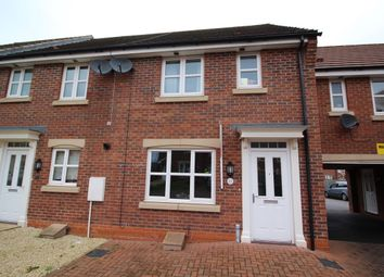 Thumbnail 3 bed terraced house for sale in Spire Close, Lincoln