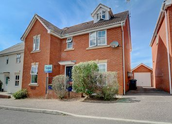 Thumbnail 6 bed detached house for sale in Stutts End, Cotford St. Luke, Taunton