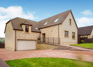 Thumbnail 4 bedroom detached house for sale in Shieldhill Road, Falkirk