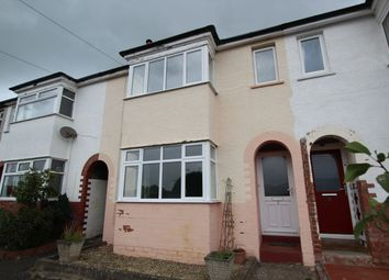 Thumbnail 2 bed terraced house to rent in Mount Pleasant Gardens, Brecon