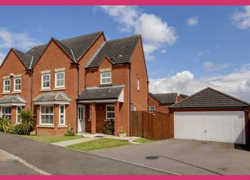 Thumbnail 5 bed detached house for sale in Ffordd Camlas, Rogerstone, Newport