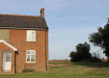 Thumbnail 3 bedroom semi-detached house to rent in Brick Kiln Cottages, Blythburgh Road, Westleton, Saxmundham