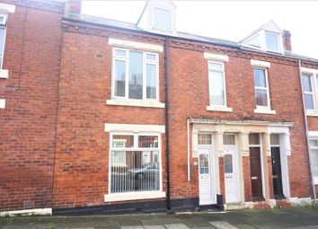 Thumbnail 2 bed flat for sale in May Street, South Shields