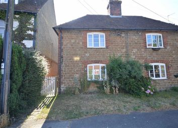 Thumbnail 2 bed end terrace house to rent in The Street, Newington, Folkestone
