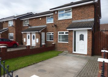 Thumbnail 2 bedroom semi-detached house for sale in Middleham Court, Sunderland