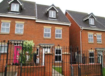 Thumbnail 3 bedroom semi-detached house for sale in Purcell Road, Wolverhampton