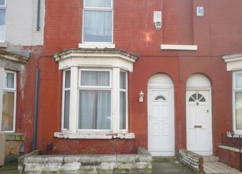 Thumbnail 2 bedroom terraced house to rent in Stamford Street, Liverpool