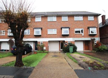 Thumbnail 5 bedroom terraced house for sale in Manor Road, Sidcup, Kent