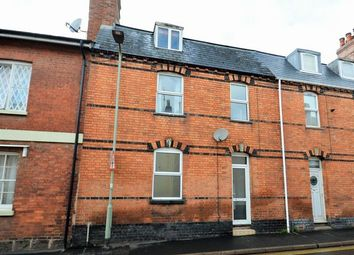 Thumbnail 2 bed terraced house to rent in Bampton Street, Tiverton