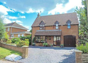 Thumbnail 4 bed detached house for sale in Oak Lane, Crick, Northamptonshire