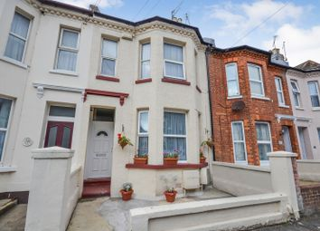 Thumbnail 1 bed flat for sale in Cornwall Road, Bexhill On Sea