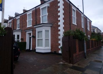Thumbnail 4 bedroom terraced house for sale in Marine Terrace, Blyth