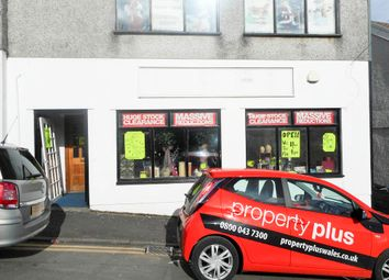 Thumbnail Retail premises for sale in Berw Road, Tonypandy