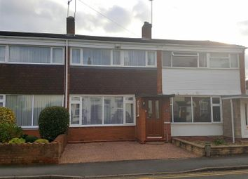 Thumbnail 3 bed terraced house to rent in Brindley Street, Stourport-On-Severn