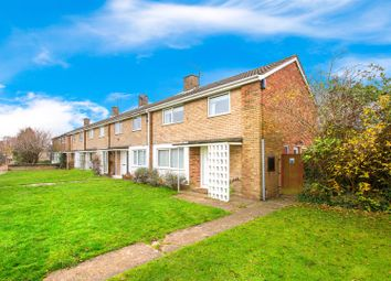 Thumbnail 3 bed end terrace house for sale in Pevensey Walk, Corby