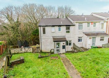 Thumbnail 3 bed terraced house for sale in Dockray Close, Plymouth