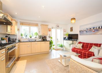 Thumbnail 3 bed town house for sale in Halcyon Close, Witham