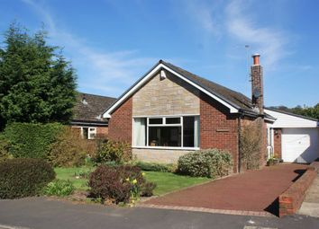 Thumbnail 2 bedroom detached bungalow for sale in Belmont View, Harwood, Bolton