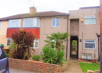 Thumbnail 2 bed maisonette for sale in St. Marks Avenue, Gravesend