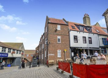 Thumbnail 2 bed flat for sale in Market Place, Whitby