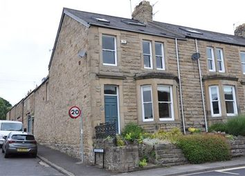 Thumbnail 5 bed end terrace house for sale in Leazes Crescent, Hexham