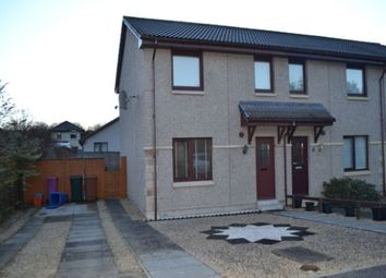 Thumbnail 3 bed flat to rent in Spey Avenue, Fochabers
