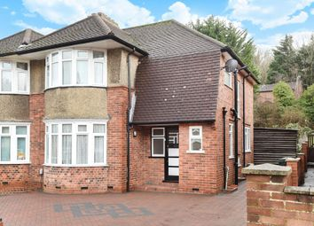 Thumbnail 3 bedroom semi-detached house to rent in Chairborough Road, High Wycombe