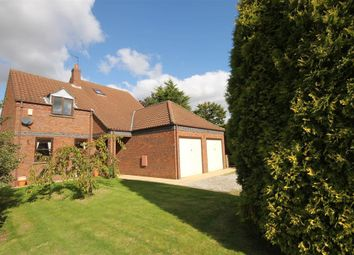 Thumbnail 4 bedroom detached house for sale in Chestnut Way, Fangfoss, York