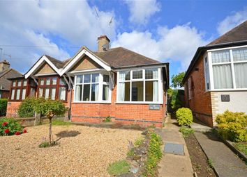 Thumbnail 2 bedroom semi-detached bungalow for sale in The Green, Kingsthorpe, Northampton