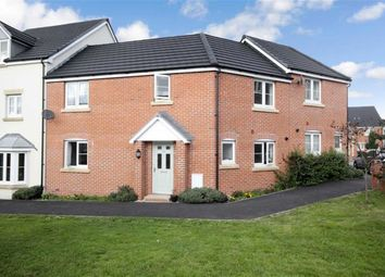 Thumbnail 3 bedroom terraced house for sale in Carver Close, Stratton, Wiltshire