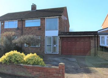 Thumbnail 3 bed semi-detached house to rent in Heronscroft, Bedford