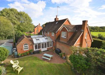 Thumbnail 3 bed semi-detached house for sale in Stroud Common, Shamley Green, Guildford