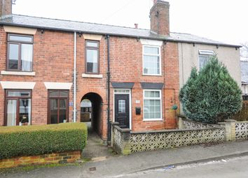 Thumbnail 2 bed terraced house to rent in Meakin Street, Hasland, Chesterfield