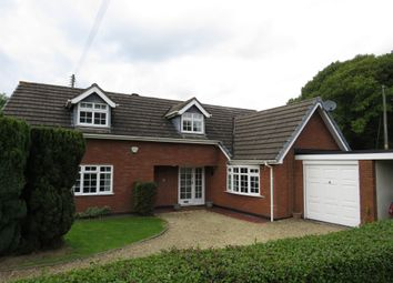 Thumbnail 3 bed detached house for sale in Cleobury Road, Far Forest, Kidderminster