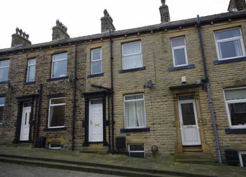 Thumbnail 3 bedroom terraced house for sale in Rockville Terrace, Halifax, Halifax
