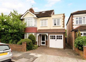 Thumbnail 5 bedroom property for sale in Denehurst Gardens, Richmond