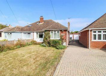 Thumbnail 2 bed semi-detached bungalow for sale in Queens Avenue, Herne Bay, Kent