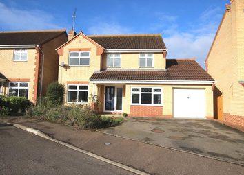 Thumbnail 4 bed detached house for sale in Henley Way, Ely, Ely