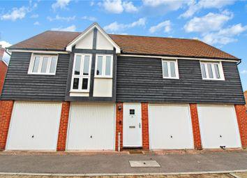 Bergamot Close, Sittingbourne ME10. 2 bed flat for sale