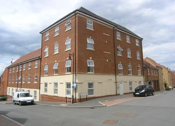 Thumbnail 1 bed flat to rent in Delius House, Arnold Street, Swindon